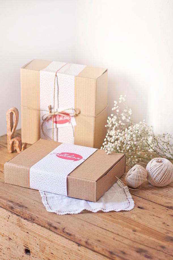 caja hello love