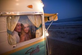 Caravanas vintage de inspiraciónamericana