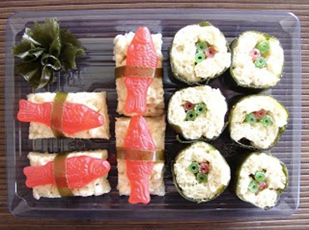 sushi caja