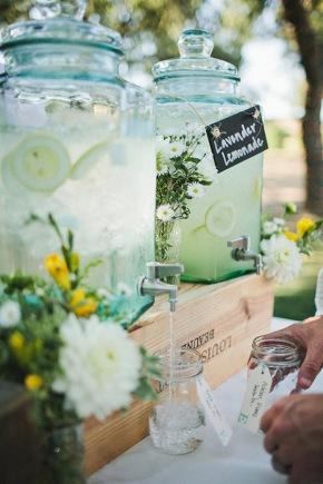 Cómo refrescar las bodas enverano