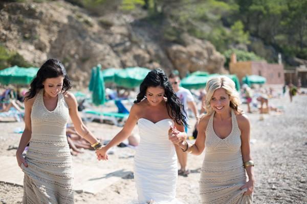 crochet-bridesmaids-dresses