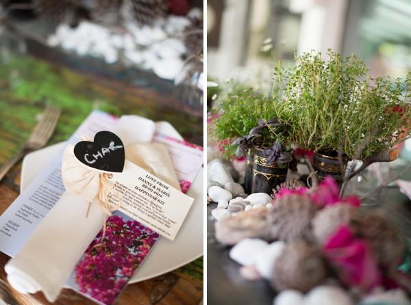 electic-table-decor-beach-wedding