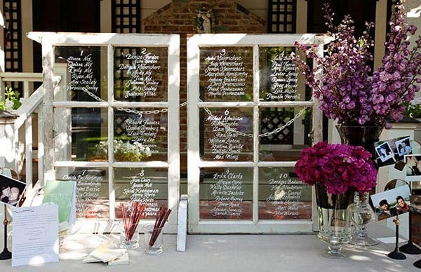 table list ventanas