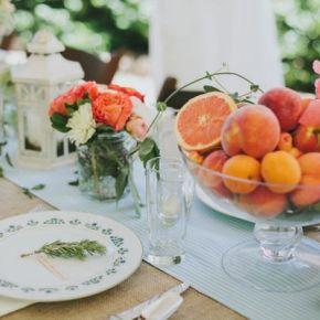 Frutas, bodas &deco