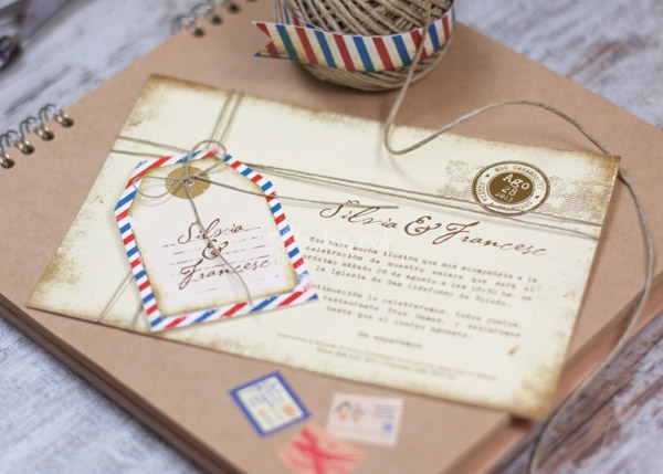invitaciones craft