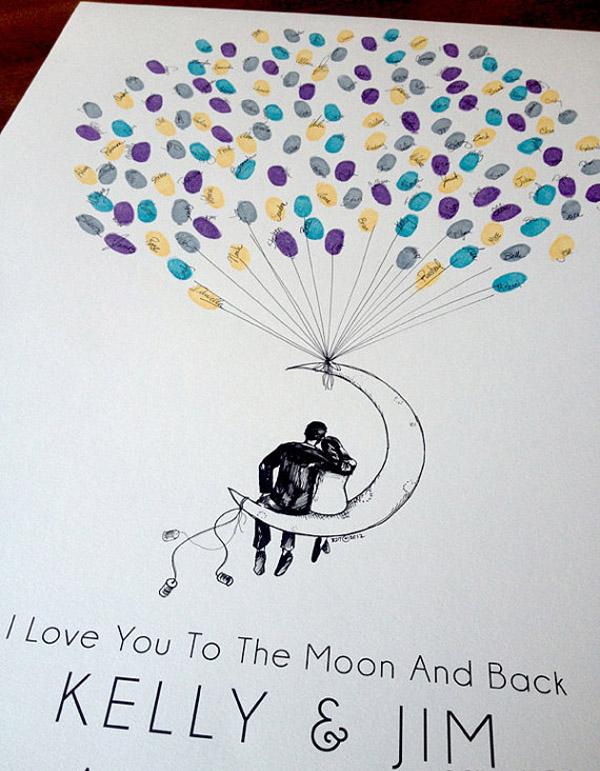 novios luna