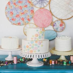 Algunas ideas para decorar conbastidores