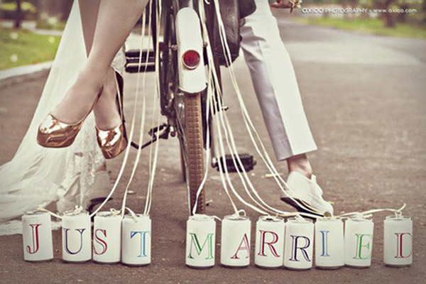 just married latas