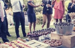 Mesas buffet para bodasúnicas