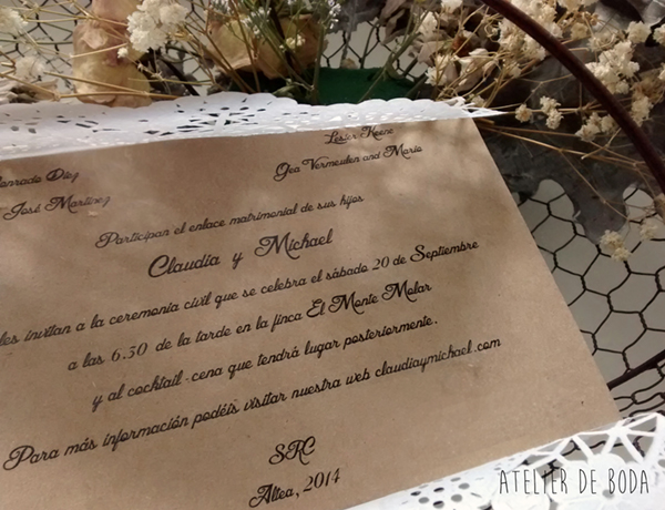 invitacion claud